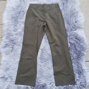 Eileen Fisher Pants Army Green Size M(10/12)